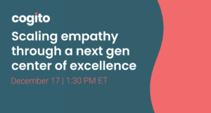 Scaling Empathy Webinar Events page banner