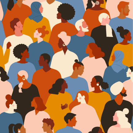 On our own terms: Defining diversity, equity & inclusion