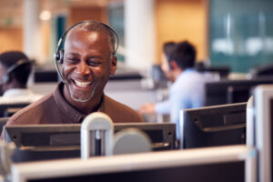positive call center habits